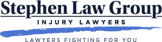 Logo of Stephen Law Group Injury Lawyers